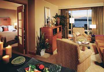 Suite at the Grand Hyatt Seattle